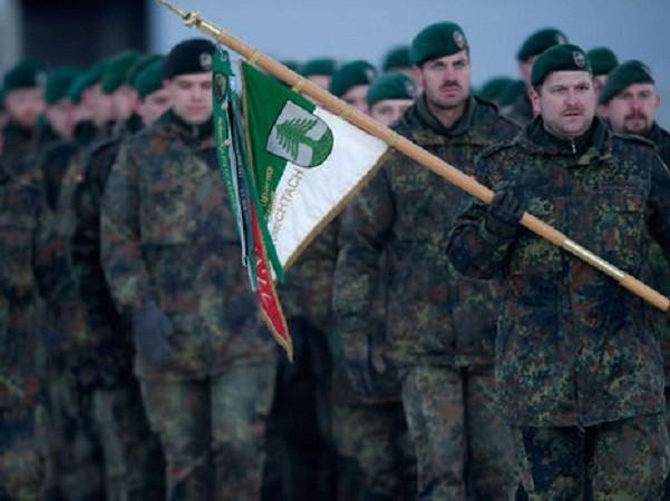 Đức chỉ trích việc Nga tăng cường sức mạnh quân sự ở biên giới Baltic ảnh 1
