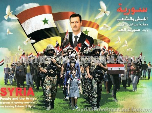 Quân đội Syria đã giành lại thành phố Palmyra từ tay IS