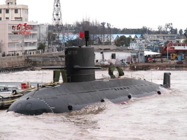 Tàu ngầm diesel-điện lớp Yuan trong biên chế hải quân Trung Quốc
