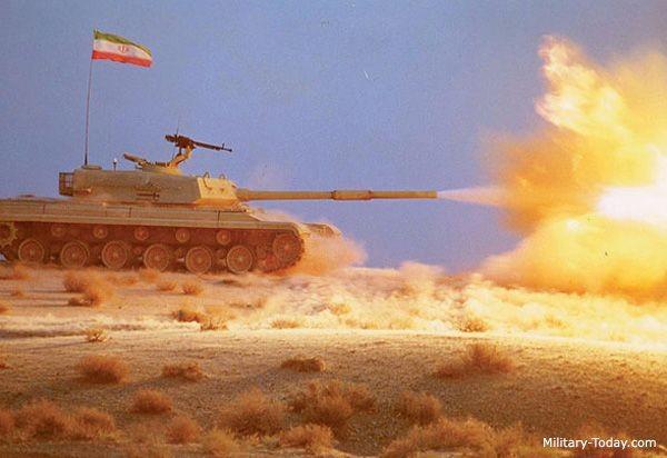 Xe tăng Zulfiqar của Iran là sản phẩm hỗn hợp Nga-Mỹ