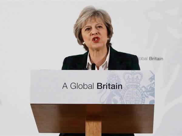 Quốc hội Anh trao quyền cho Thủ tướng May bắt đầu quá trình rời EU ảnh 1