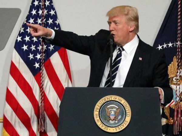 Ông Trump tham dự Hội nghị thượng đỉnh NATO vào tháng 5 tới ảnh 1