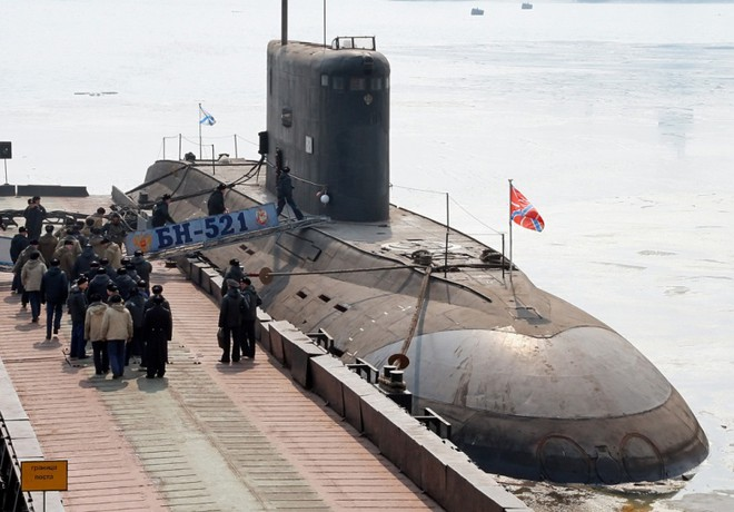 Nga đang chào bán tàu ngầm Kilo cho hải quân Indonesia