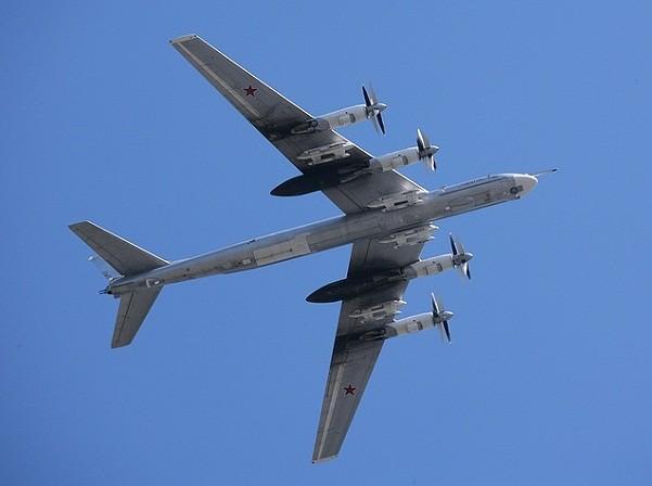 Các máy bay chiến lược Nga tham gia tập trận quân sự ở Tajikistan ảnh 1