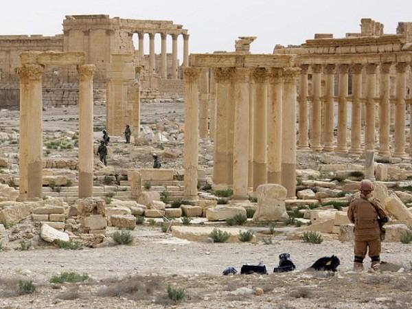 Quân đội Syria mở rộng vùng an ninh xung quanh Palmyra ảnh 1