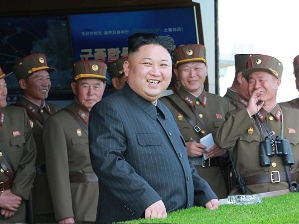 Bất chấp căng thẳng, Triều Tiên lại vừa phóng thử tên lửa đạn đạo? ảnh 1