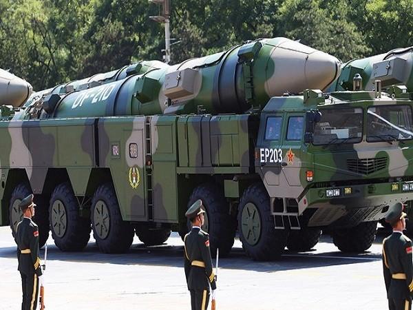 Trung Quốc thử tên lửa mới gần bán đảo Triều Tiên để phản đối THAAD ảnh 1