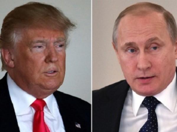 Ông Trump và ông Putin sẽ gặp mặt nhau vào tháng 7 tới? ảnh 1