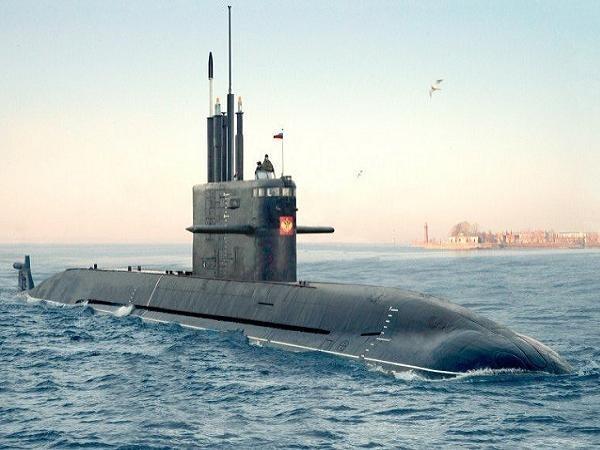 Tàu ngầm diesel-điện lớp Lada của Nga