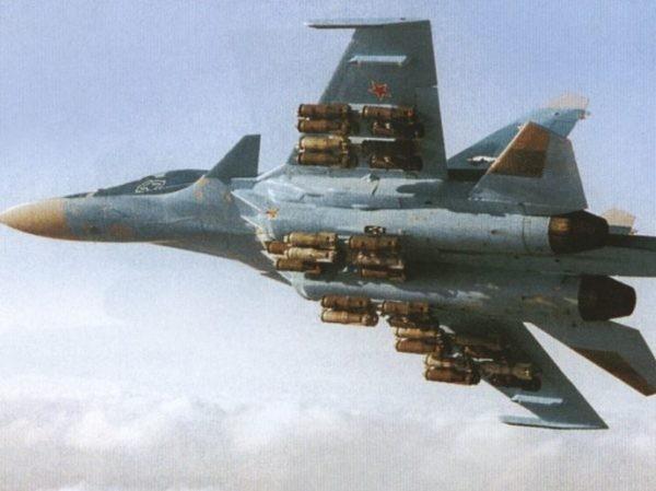Đáp trả vụ Mi-8 Syria bị bắn rơi, không quân Nga dội bom IS ở Deir Ezzur ảnh 1