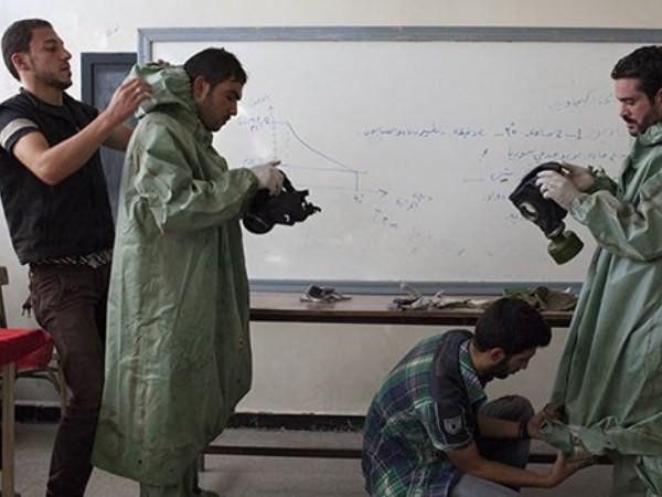 Al-Nusra Front chuẩn bị tấn công hóa học ở Idlib, Syria