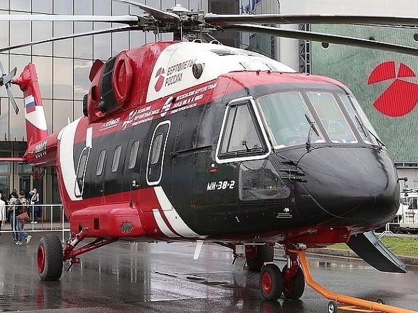 Máy bay trực thăng Mi-38 của Nga