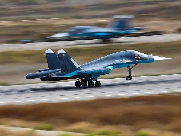 Máy bay chiến đấu Sukhoi Su-34 của Nga