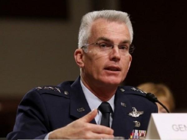 Phó Chủ tịch Hội đồng Tham mưu trưởng liên quân Mỹ, tướng Paul Selva