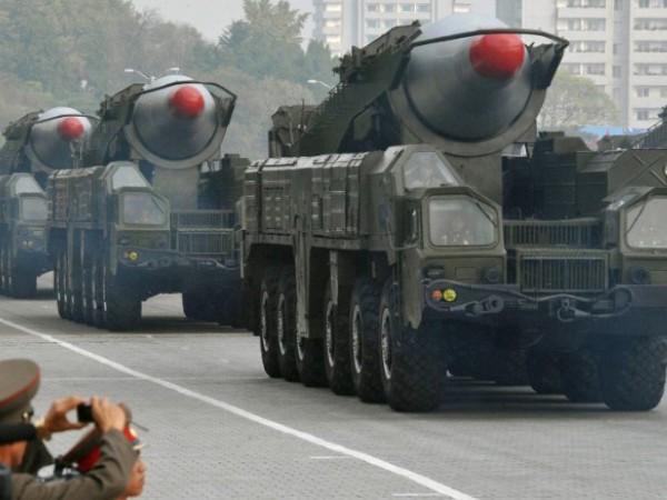 Mỹ: Triều Tiên đang chuẩn bị phóng thử tên lửa mới từ dưới nước ảnh 1
