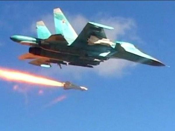 Không quân Nga, Syria dội bom IS ngày đêm giải nguy cho Deir Ezzor ảnh 1