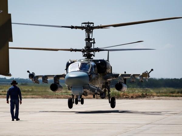 """Nga trang bị hệ thống phòng thủ mới cho """"cá sấu"""" Ka-52 Alligator ảnh 1"""