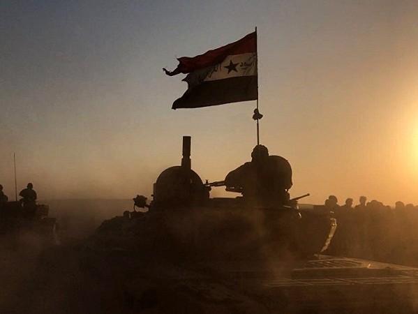 Quân đội Syria cắt đứt tuyến đường tiếp tế chính của IS ở Deir Ezzor ảnh 1