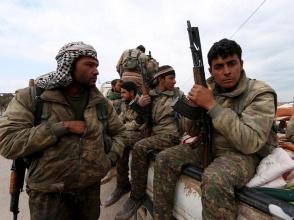 Lực lượng người Kurd khẳng định bị quân đội Nga, Syria tấn công ảnh 1