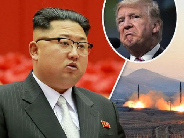 Triều Tiên đe dọa nhấn chìm Mỹ trong 'biển lửa' ảnh 1