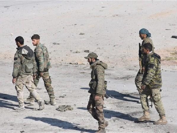 Quân đội Syria tăng cường lực lượng, chuẩn bị chiến dịch quét sạch IS ở đông Homs