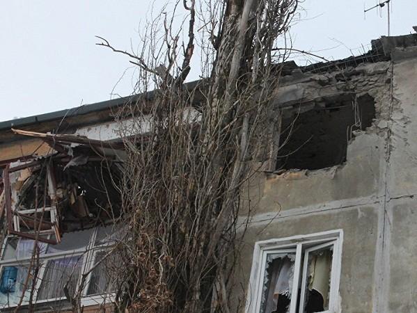 Các giám sát viên Nga ở Donbass bị lực lượng an ninh Ukraine pháo kích ảnh 1