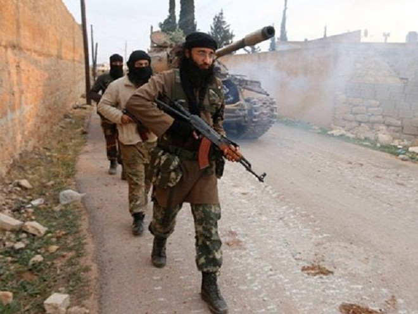 Phiến quân Al-Nusra Front ở Syria