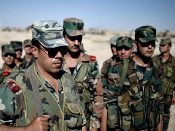 Syria tăng cường lính đặc nhiệm tới Deir Ezzor chuẩn bị chiến dịch mới chống khủng bố IS ảnh 1