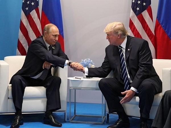 Ông Lavrov: Tổng thống Nga sẵn sàng gặp Tổng thống Mỹ tại APEC ảnh 1