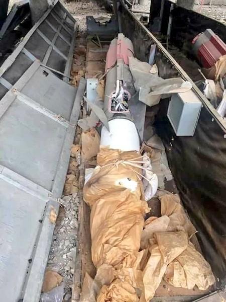 Quân đội Syria tịch thu hàng chục tên lửa không đối không từ IS ở Hama ảnh 2