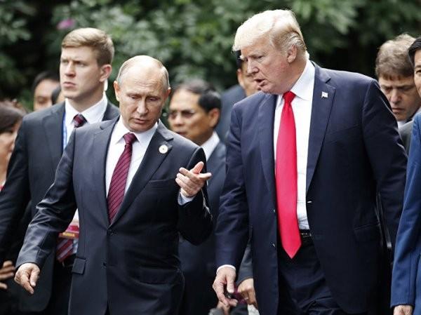 Nhà Trắng: Ông Trump sẽ tiếp tục tìm cách làm việc với Nga ảnh 1