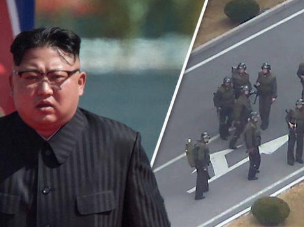 Triều Tiên thay lực lượng an ninh tại khu biên giới sau vụ binh sĩ đào tẩu ảnh 1
