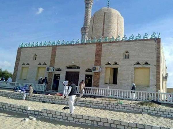 Vụ tấn công nhà thờ Hồi giáo ở Ai Cập có dấu hiệu từ bàn tay IS ảnh 1