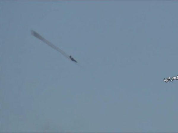 Không quân Nga dội bom yểm trợ các lực lượng vũ trang Syria trong trận chiến xung quanh thị trấn Atshan, ngày 30-12-2017