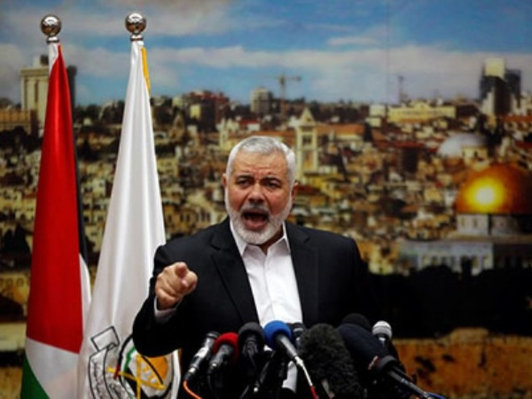 Lãnh đạo Hamas kêu gọi chiến lược toàn diện chống Mỹ, Israel ảnh 1