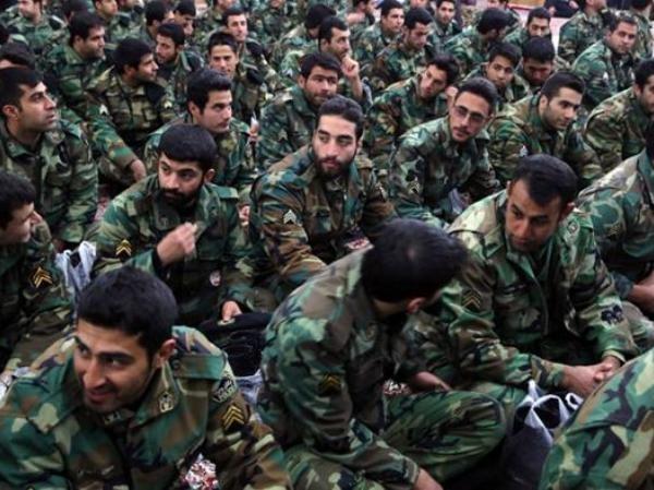 Binh sĩ lực lượng Vệ binh Cách mạng Hồi giáo Iran