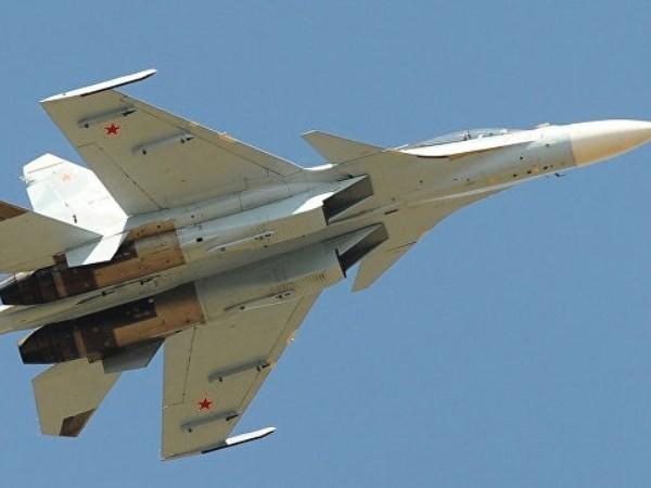 Máy bay chiến đấu đa chức năng Su-30SM của quân đội Nga