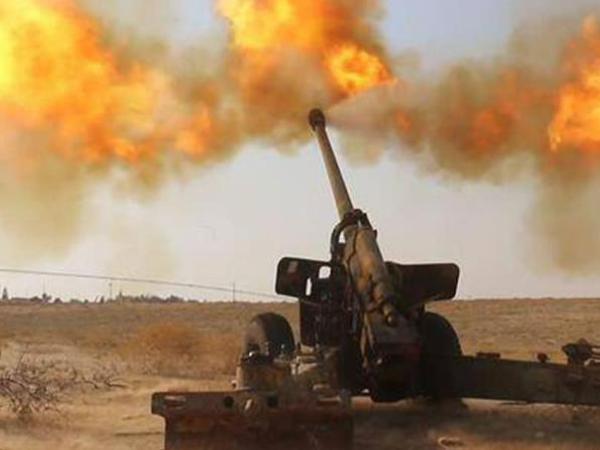 IS bất ngờ tấn công quân đội Syria gần căn cứ chiến lược Abu Duhur ở Idlib