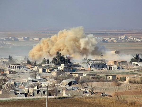 Phiến quân sử dụng vũ khí hoá học chống lại SAA ở Idlib