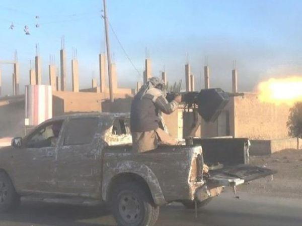 Chiến sự Syria: SDF bất ngờ bị IS đánh thiệt hại nặng nề ở Deir Ezzor ảnh 1