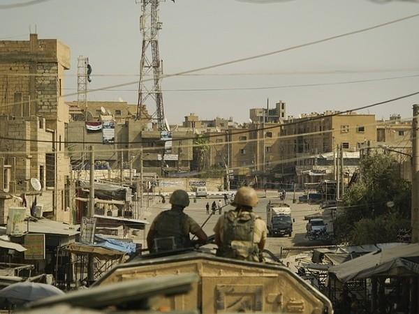 Nga tái triển khai lực lượng đến Tel Ajar của Syria