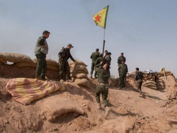YPG đáp trả hoạt động của Ankara ở Afrin, giành lại ngọn núi chiến lược ảnh 1