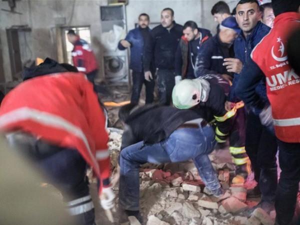 Vụ tấn công bằng tên lửa khiến 2 người thiệt mạng, ngày 24-1-2018