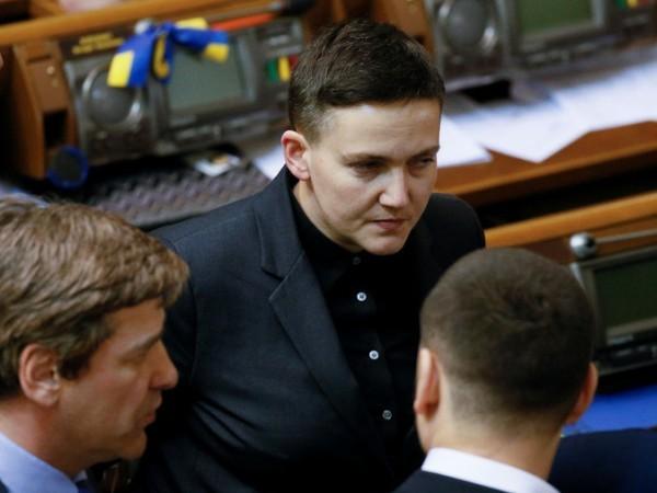 Cựu nữ phi công Ukraine bị bắt vì âm mưu đảo chính và tấn công khủng bố ảnh 1