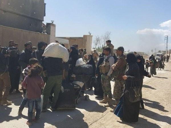 Nga: Một hành lang nhân đạo mới được mở ở Đông Ghouta ảnh 1