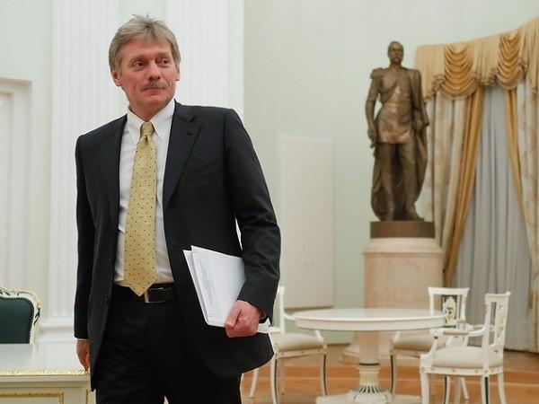 Phát ngôn viên Điện Kremlin Dmitry Peskov