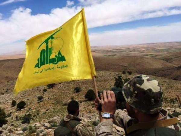 Lực lượng Hezbollah ở biên giới Syria - Lebanon