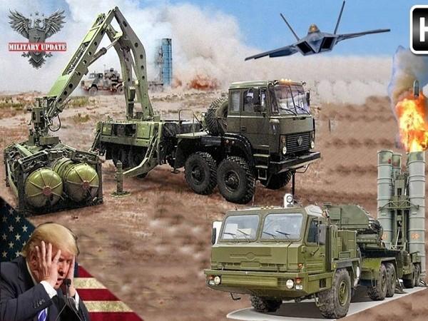 Thổ Nhĩ Kỳ muốn mua cả S-400 Triump và S-500 Prometey của Nga?