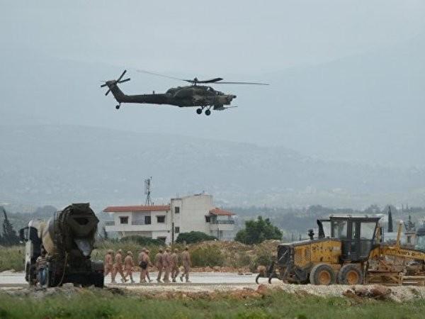 Căn cứ quân sự Hmeymim của Nga ở Syria