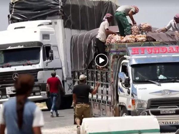 Phe đối lập Syria cáo buộc quân Assad kinh doanh với al-Nusra Front ở Hama